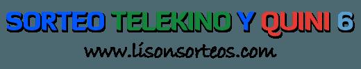 Logo Resultados Telekino y Quini 6